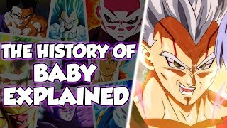 The History Of Baby Explained (Dragon Ball GT)