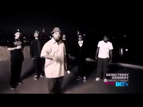 Rev Run and sons and Ice Cube and sons Rapping