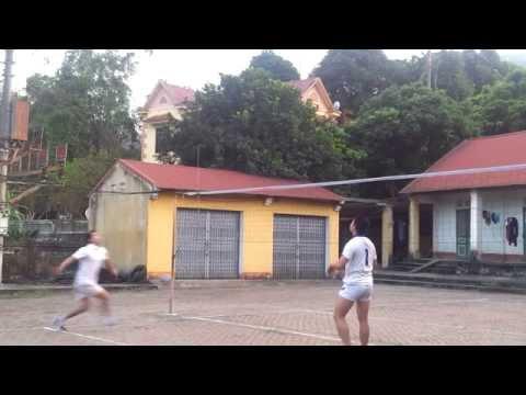 Bóng chuyền - Đập bóng chuyền đúng kỹ thuật