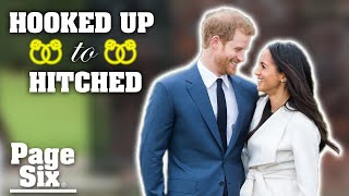 Meghan Markle and Prince Harry's relationship started out like a fairytale | Page Six Celebrity News