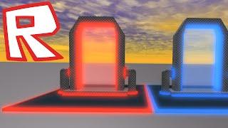 [ROBLOX Speed Build] - Teleporters