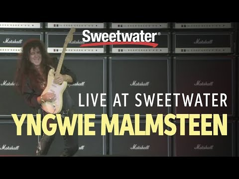 Live at Sweetwater: Yngwie Malmsteen