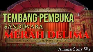 Tembang Pembuka Sandiwara Merah Delima - Instrumental ( Animasi Story WA )