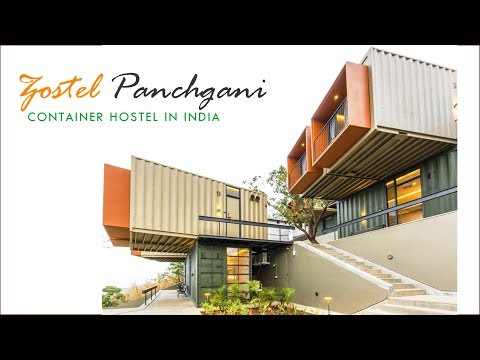 Zostel Panchgani: Shipping Container Backpacker's Hostel In India