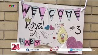 Thú vị tỷ lệ đặt cược tên em bé sắp chào đời của hoàng tử William - Tin Tức VTV24