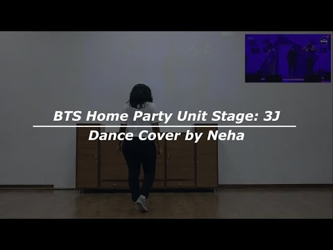 BTS HOME PARTY 3J 'Urban Dance'   Dance Cover by Neha
