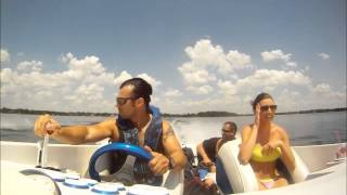Jet Ski VS 454 JAWS High performance speed boat