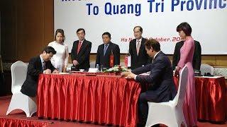 Tin Tức 24h Mới Nhất : Thúc đẩy phát triển tiềm năng kinh tế tỉnh Quảng Trị
