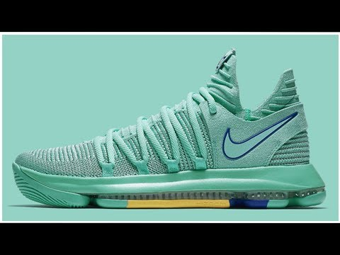 7495d341cfe5 Nike Is Releasing a Second  City Edition  Nike KD 10 - YouTube