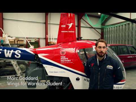 Aberdeen Asset Management Helps Wounded Veterans Become High Fliers With Wings For Warriors