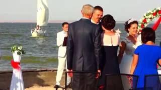 Ейск. Свадьба Романа и Камилы. Азовское море. Лиман.Часть 3
