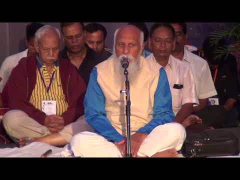 Meditation & Enlightenment by Brahmarshi Patriji, 10th GFSS, 2nd Oct, 2017