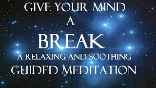 Guided meditation - gently relax into a deep sleep