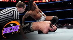 """Isaiah """"Swerve"""" Scott vs. Ariya Daivari: WWE 205 Live, March 6, 2020"""