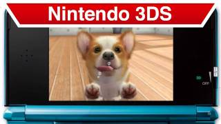 Nintendogs + Cats - Nintendo 3DS - Trailer