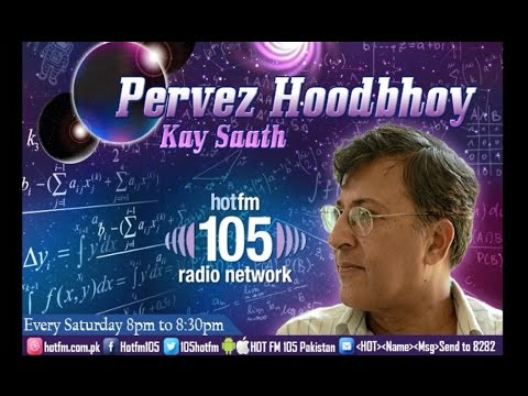 Pervez Hoodbhoy Kay Saath | US Presidential Elections 2016 | Radio Hot FM 105