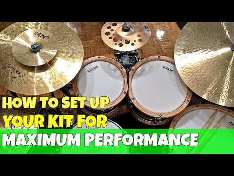 HOW TO SET UP YOUR KIT For MAXIMUM PERFORMANCE