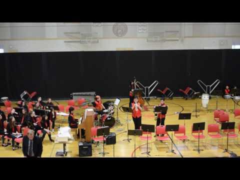 Redmond Middle School - Red Jazz Combo (??)