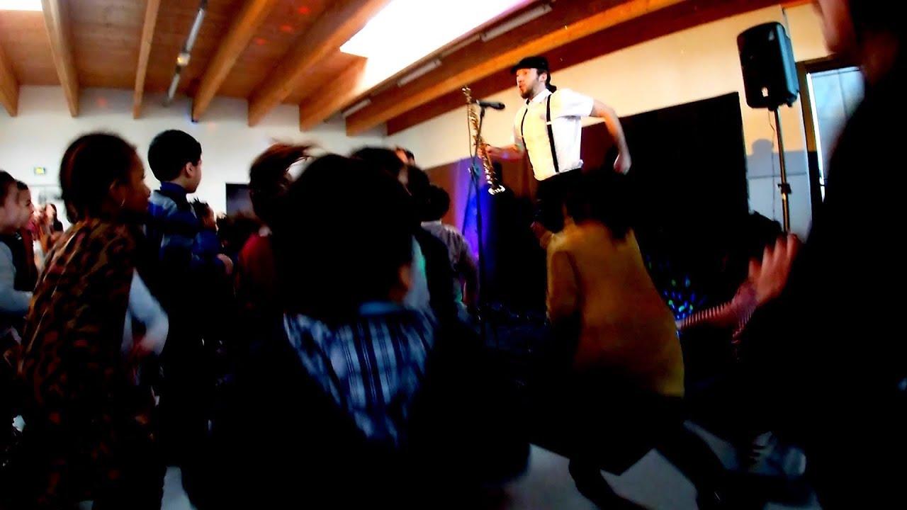 Le Bal des Animaux, bal pour enfants dans les écoles maternelles