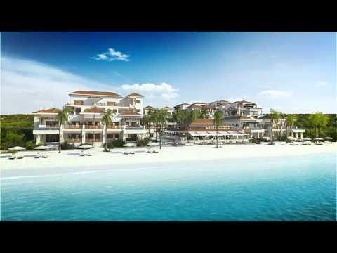 Zemi Beach - Shoal Bay - Anguilla CGI