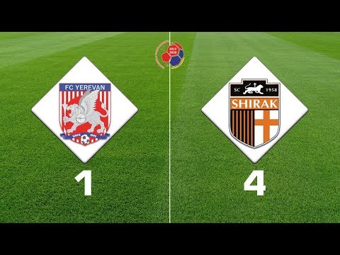 Yerevan - Shirak 1:4, Armenian Premier League 2019/20, Week 12