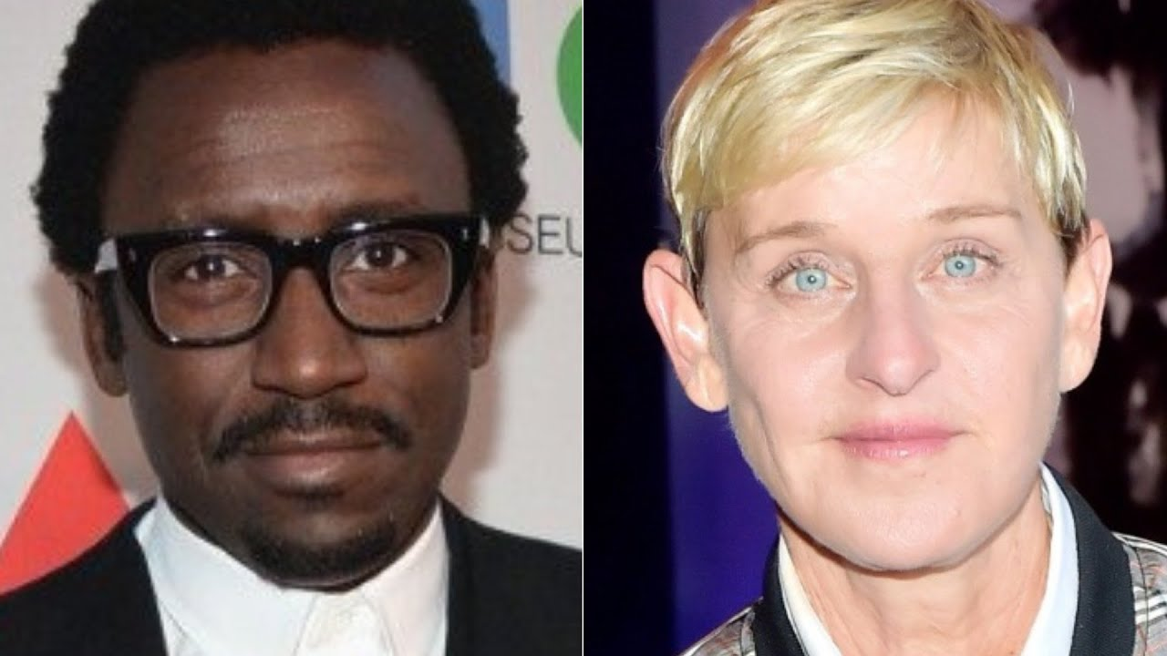 Ellen's Former DJ Breaks His Silence