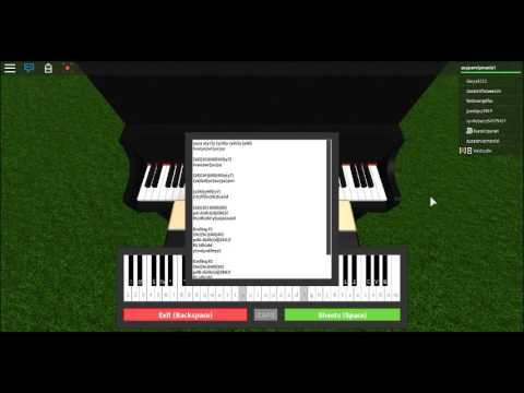 Piano Say Something Roblox Youtube
