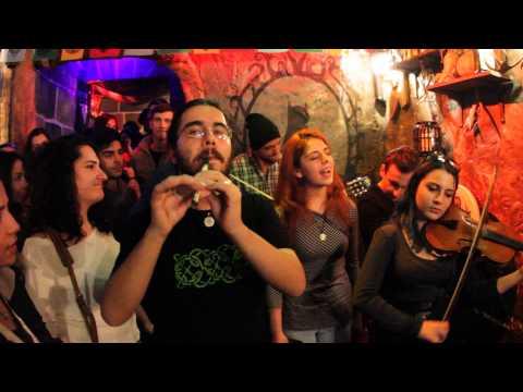 The Windrose - Tri Martolod (Live at Woodrock)