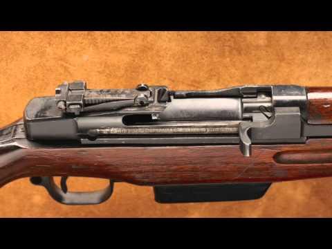 "NFM Treasure Gun - The ""Japanese Garand"" WWII Semi-Auto Rifle"