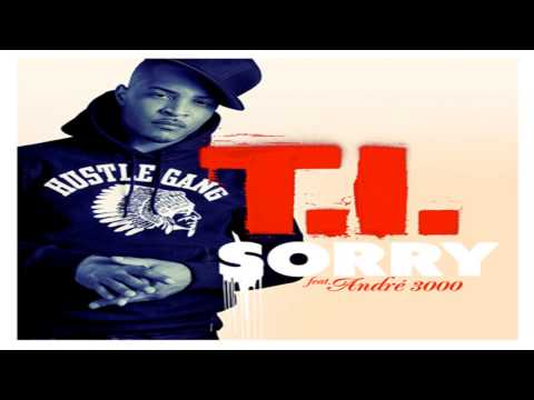 T.I. Ft. Andre 3000 - Sorry (Instrumental)