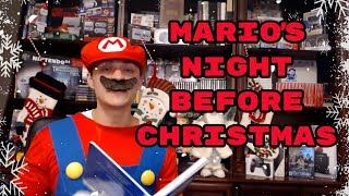 Mario's Night Before Christmas
