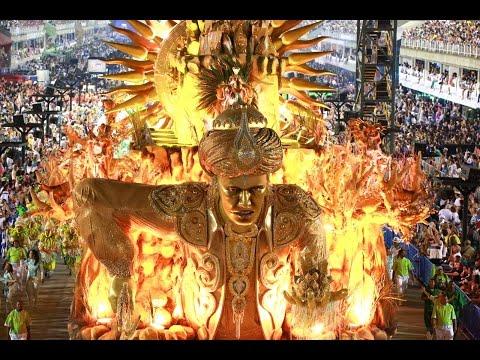 المغرب في كرنفال ريو 2017 | Morocco - Rio Carnival