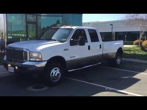 FOR SALE 2003 F-350 Powerstroke 7.3 Diesel 4x4 Lariat Dually