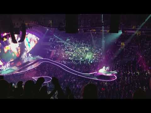 Katy Perry - Firework (closing concert) at SAP Center in San Jose