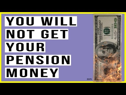 Your Pension Fund is Insolvent and You Will NOT Get Your Pension Money! It's Already Happening!