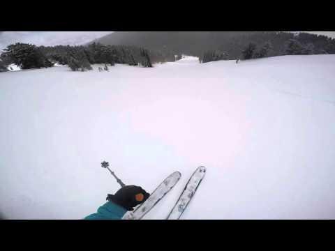 GoPro Line of the Winter: Charles Hallett - Teton Pass, Wyoming 03.22.16 - Snow