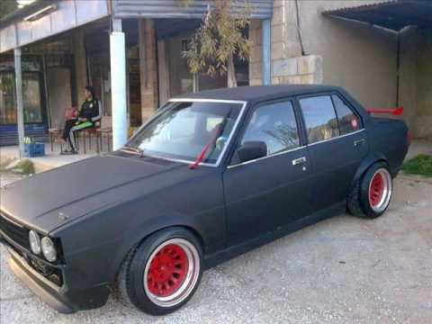 Toyota Corolla DX Modified