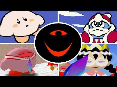 Evolution of Good vs. Bad Endings in Kirby Games (1995 - 2000)