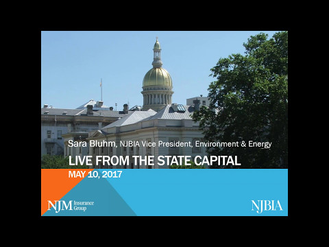Webinar: NJBIA Live from the State Capital, 5/10/17