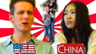 Do Parents in China Hit Their Kids?