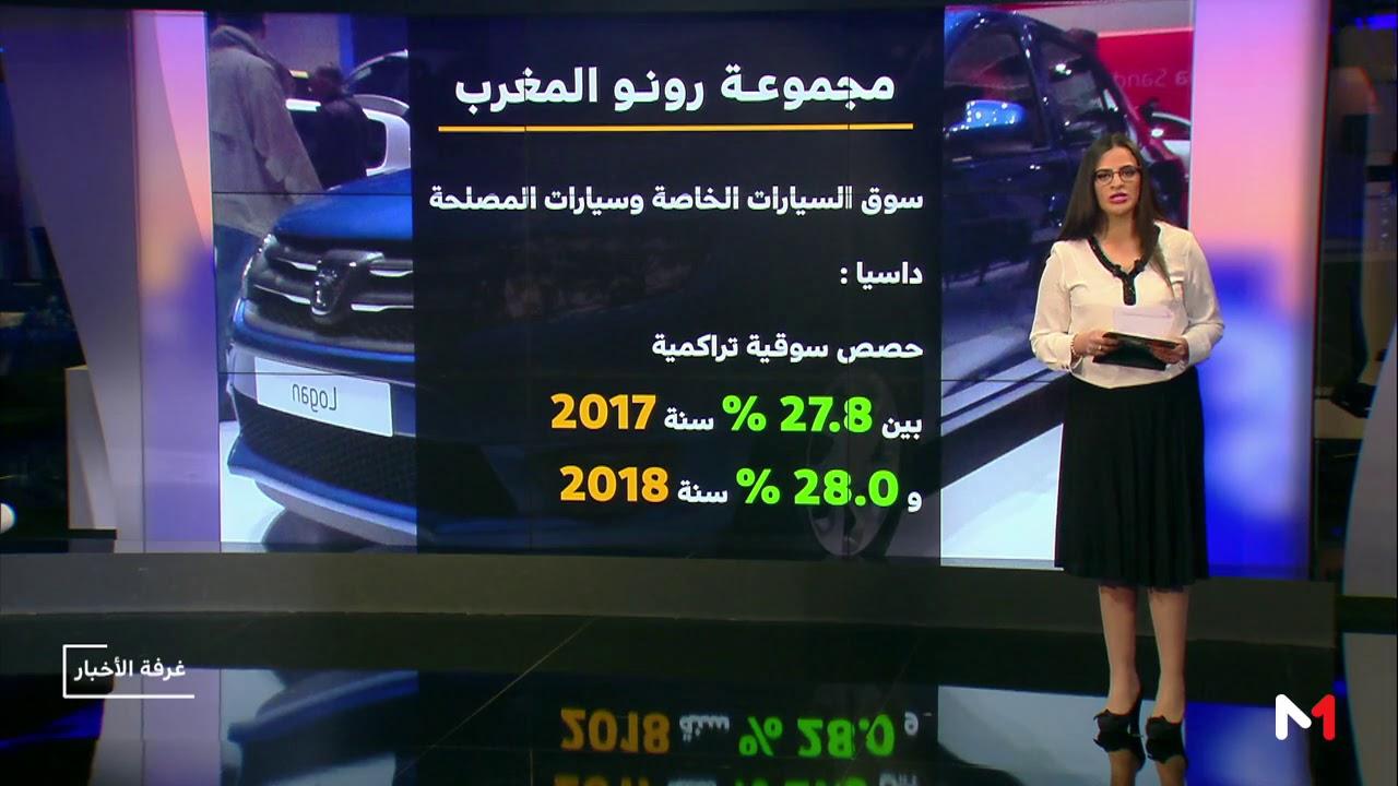 ملف .. رونو المغرب تعزز موقعها كرائد في سوق السيارات