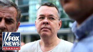 Turkish court releases Pastor Brunson from house arrest