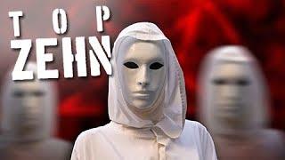 Die 10 größten Illuminati-Verschwörungstheorien!