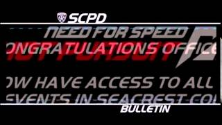 Need For Speed  Hot Pursuit   SCPD   FINAL Mission and End Credits   YouTube2