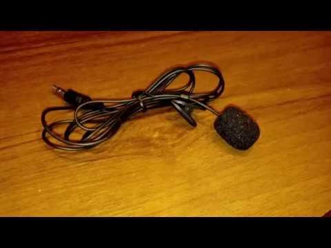 Посылка из Китая #20 микрофон петличка за 42 рубля. AliExpress