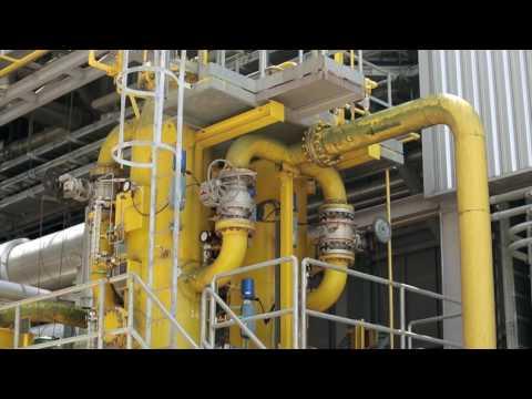Capacity of South Bangkok power plant