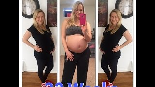 My Fit Pregnancy Lower Body Workout At 32 Weeks | Third Trimester Workout