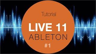 Ableton Live 11 #1 Tutorial for beginners