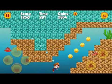 Sboy World Adventure Level 31