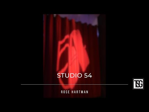 Tour the Brooklyn Museum exhibition, Studio 54: Night Magic with Rose Hartman